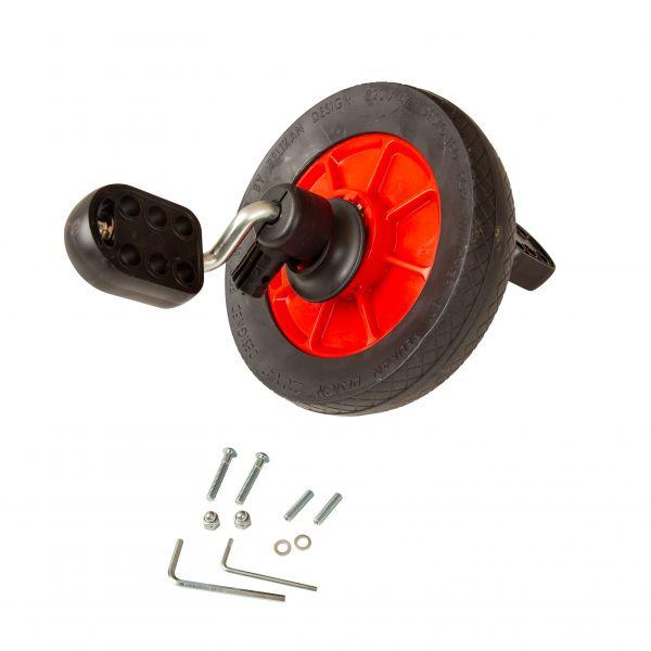 8850560 Vorderrad klein mit Pedal 220 x 50