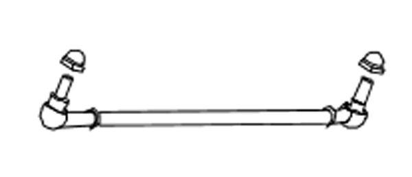 8850730 Lenkachse/Lenkstange für FunCar 480