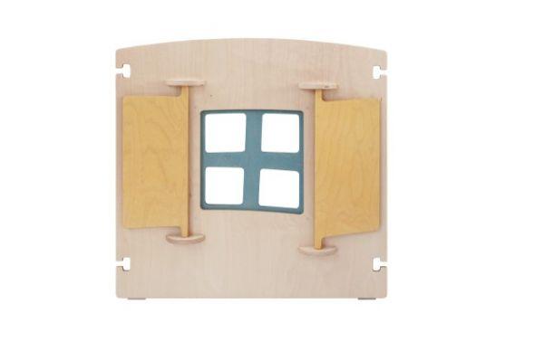 Raumteiler Fenster 75x75 cm