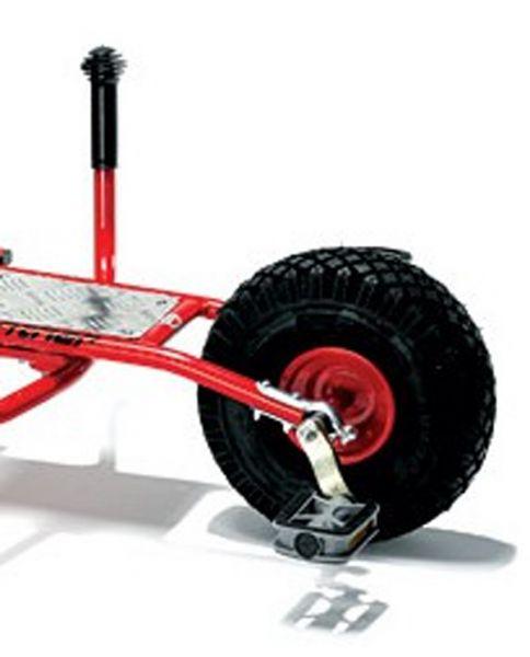 8850765 Vorderrad kompl. für FunRacer 480 Luft-Reifen ALT