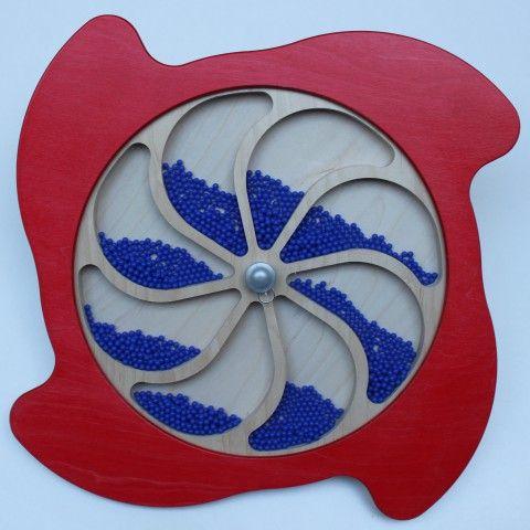 Klangrad Wasserad 48x48 cm