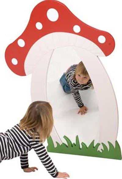 Kinderspiegel Pilz 130x91,5cm