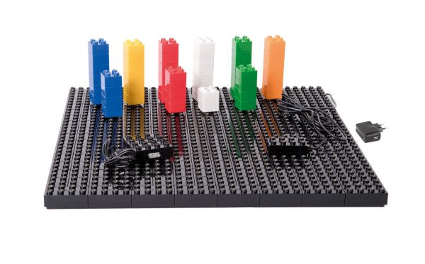 Light Stax Power Table JUNIOR (DUPLO® kompatibel)