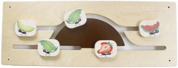 Wandspiel Ameisenhügel 74 x 27,5 cm