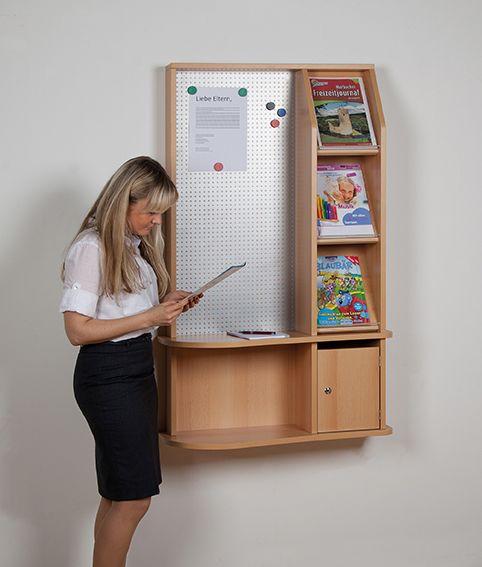 Infocenter zum Wandmontage