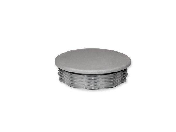 Schutzdeckel für Bodenhülsen 127mm