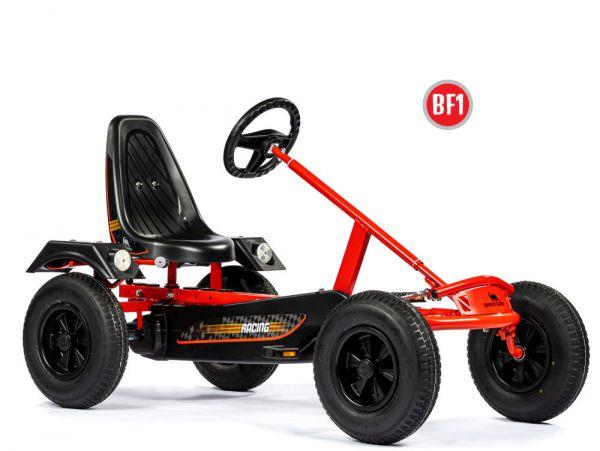 "Dino Cars Go Kart ""Sport mit BF1"" rot"