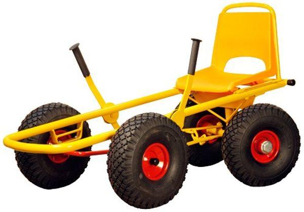 MOON-CAR Trolley - für Kinder ab 5 Jahren.