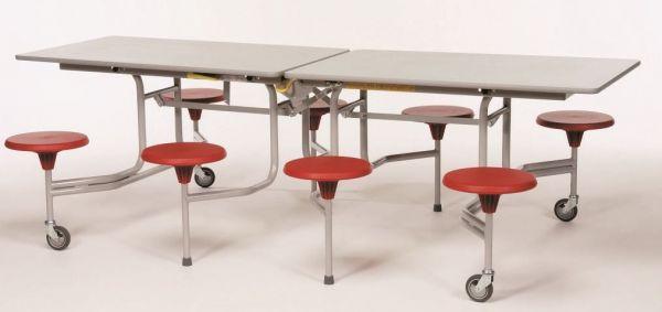 8er-Tisch-Sitz-Kombination Sico, 36,0cm Sitzhöhe