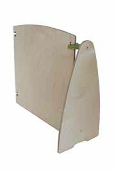 Raumteiler Abschlußleiste 71 x 37 cm