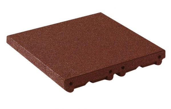 Bodenplatte zum Höhenausgleich 500x500x80 mm