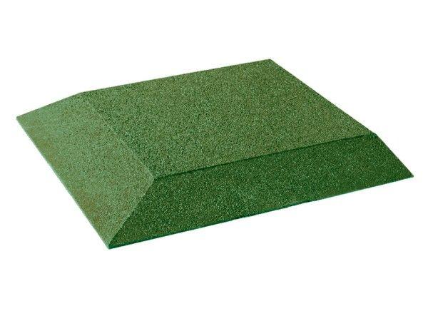 Fallschutz Eckplatten 45 mm, 500x500x45 mm