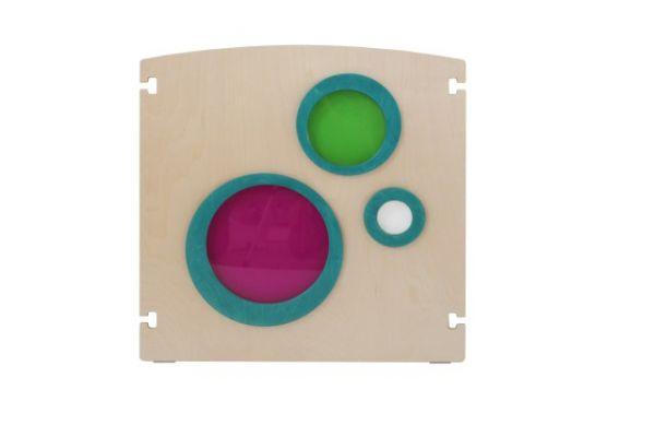 Raumteiler Durchblick 75x75 cm